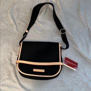 DOONEY AND BOURKE black messenger bag